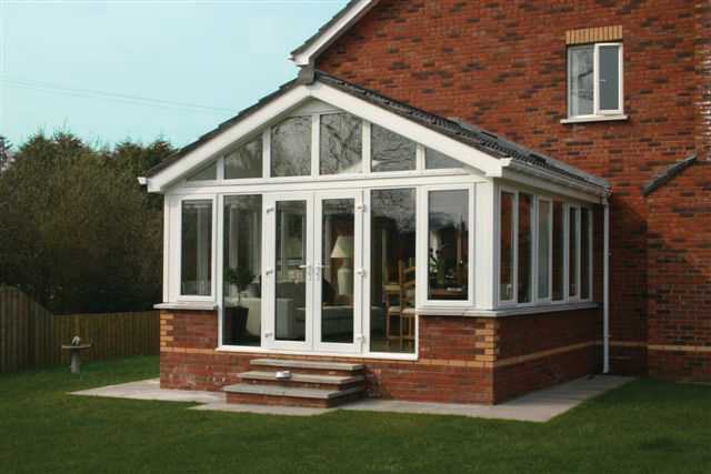 Delta Solid Roof Gable Style